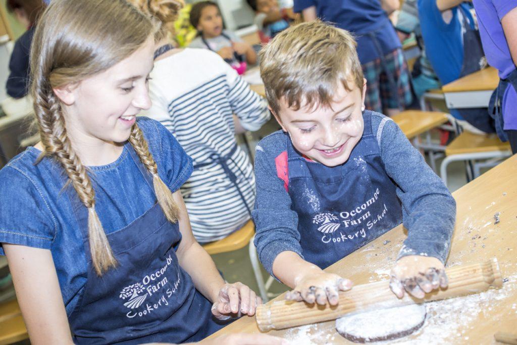 Christmas cookery school